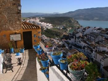 Iznájar Andalucía