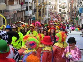 Fiestas en Rute Andalucía